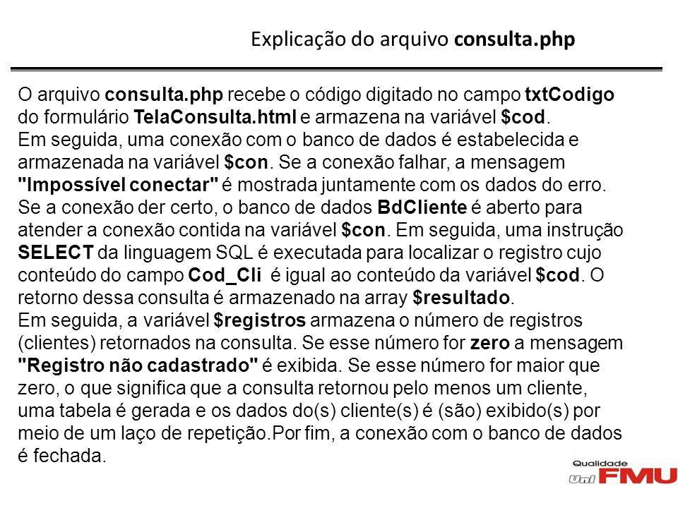 Explicação do arquivo consulta.php