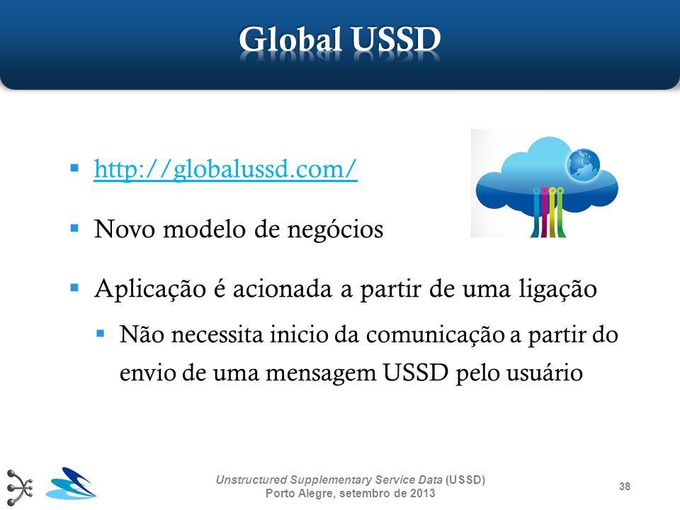 Global USSD http://globalussd.com/ Novo modelo de negócios