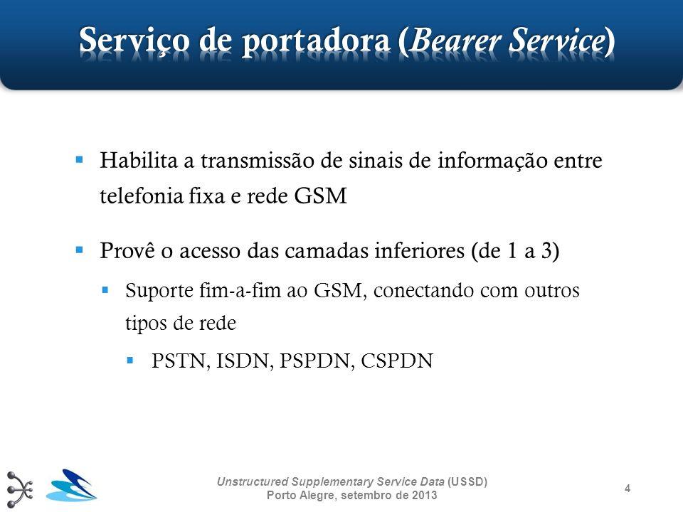 Serviço de portadora (Bearer Service)