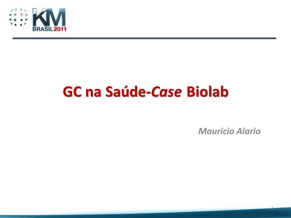 GC na Saúde-Case Biolab