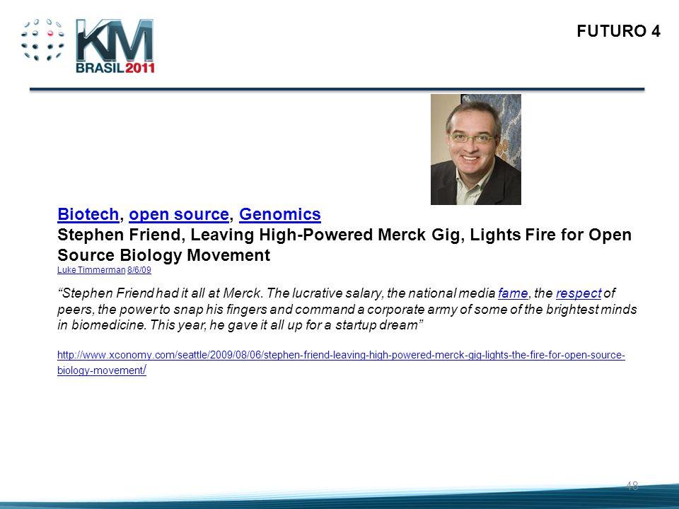 Biotech, open source, Genomics