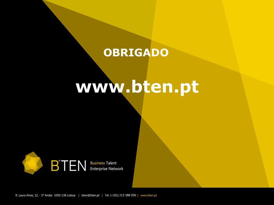OBRIGADO www.bten.pt