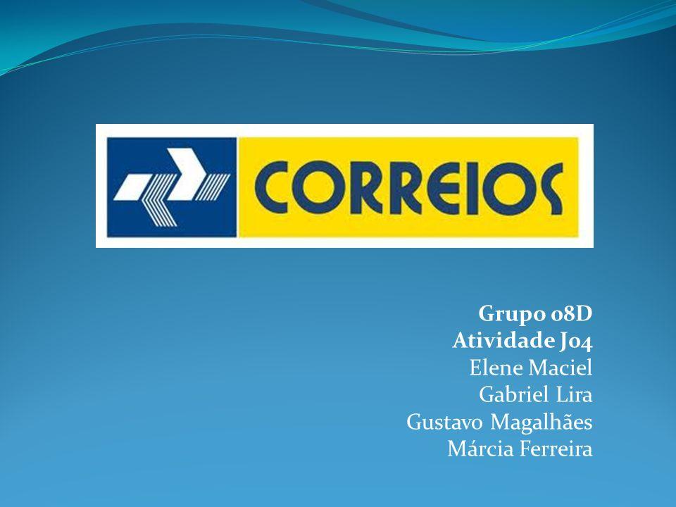 Grupo 08D Atividade J04 Elene Maciel Gabriel Lira Gustavo Magalhães Márcia Ferreira