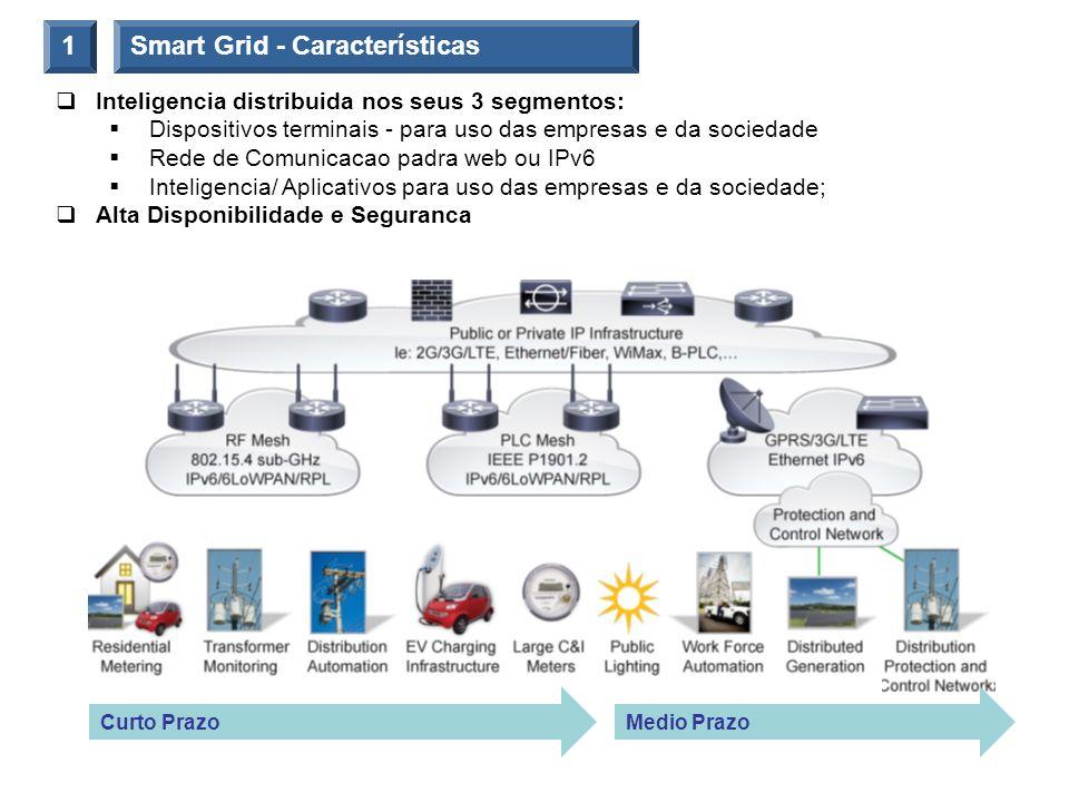 Smart Grid - Características 1