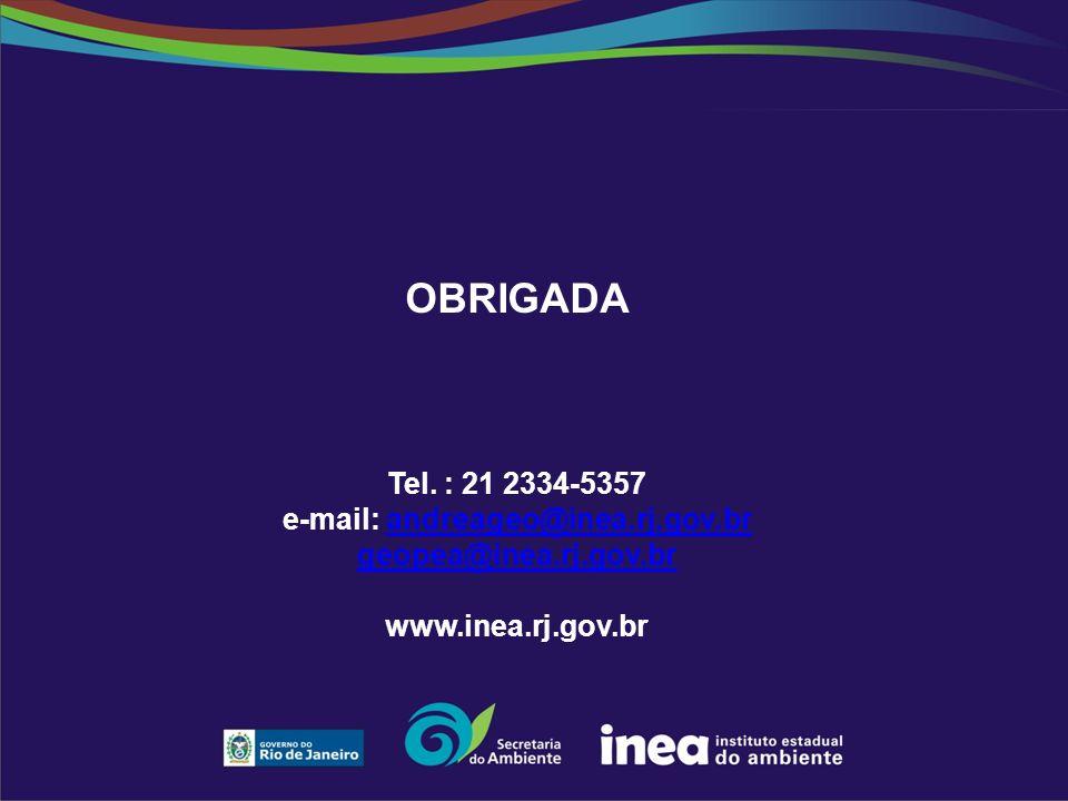 e-mail: andreageo@inea.rj.gov.br