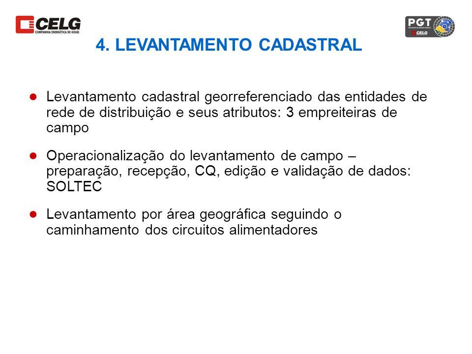 4. LEVANTAMENTO CADASTRAL
