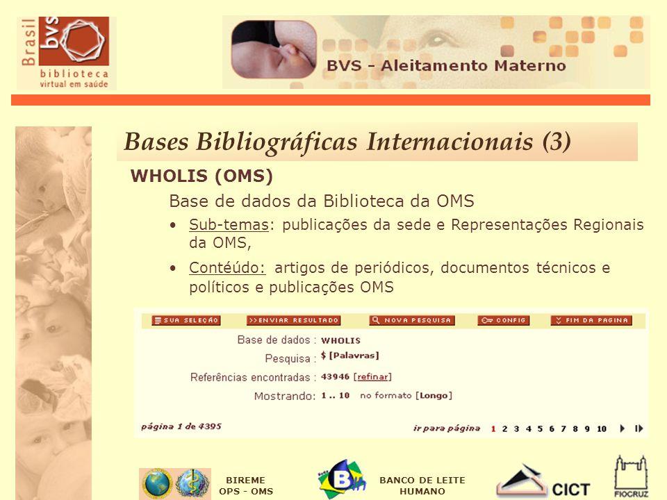 Bases Bibliográficas Internacionais (3)
