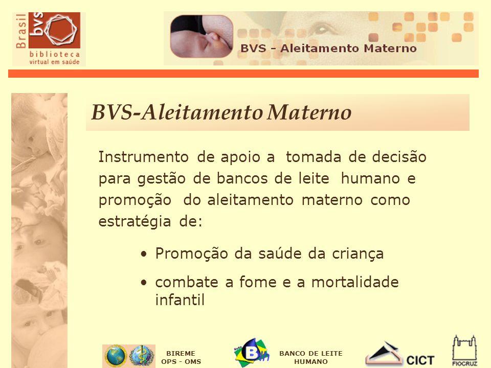 BVS-Aleitamento Materno