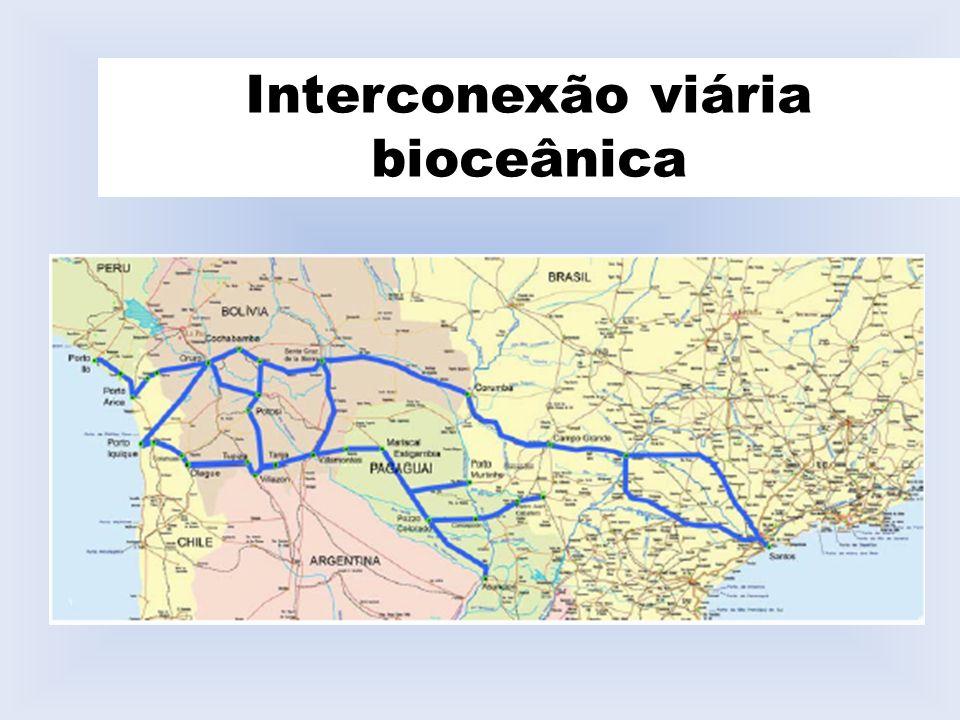 Interconexão viária bioceânica