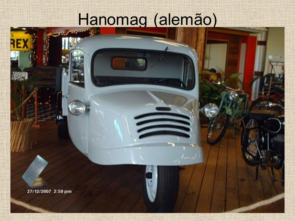 Hanomag (alemão)