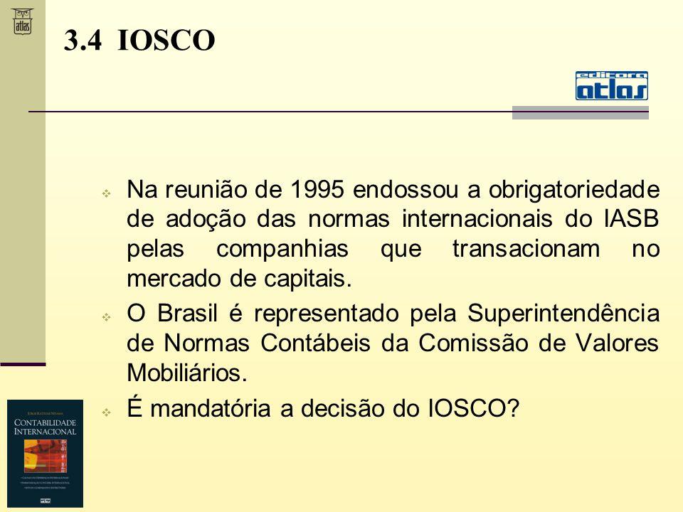 3.4 IOSCO