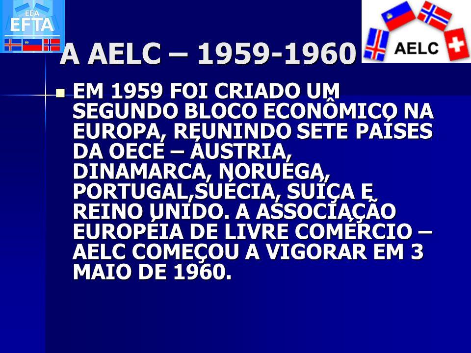 A AELC – 1959-1960