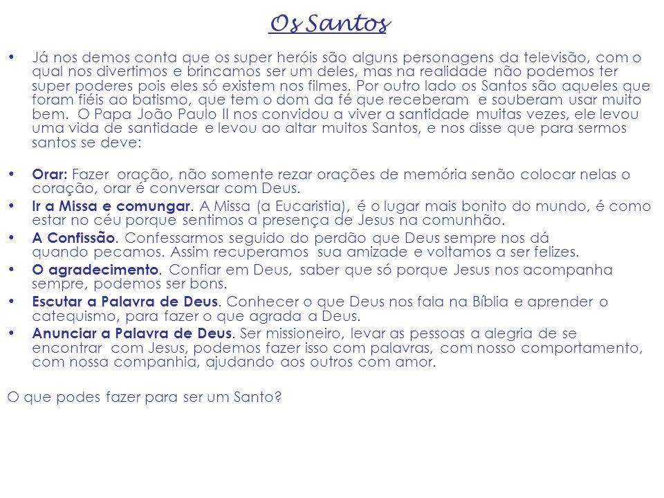 Os Santos