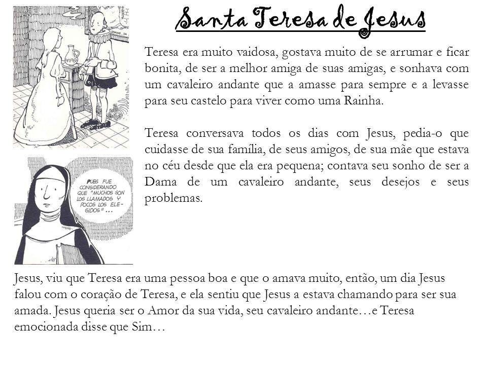 Santa Teresa de Jesus