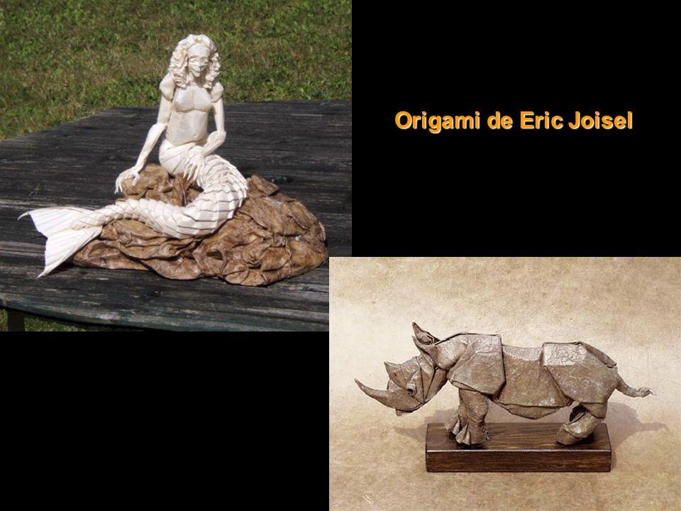 Origami de Eric Joisel