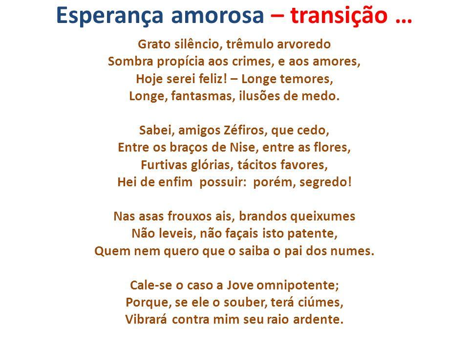 Esperança amorosa – transição …