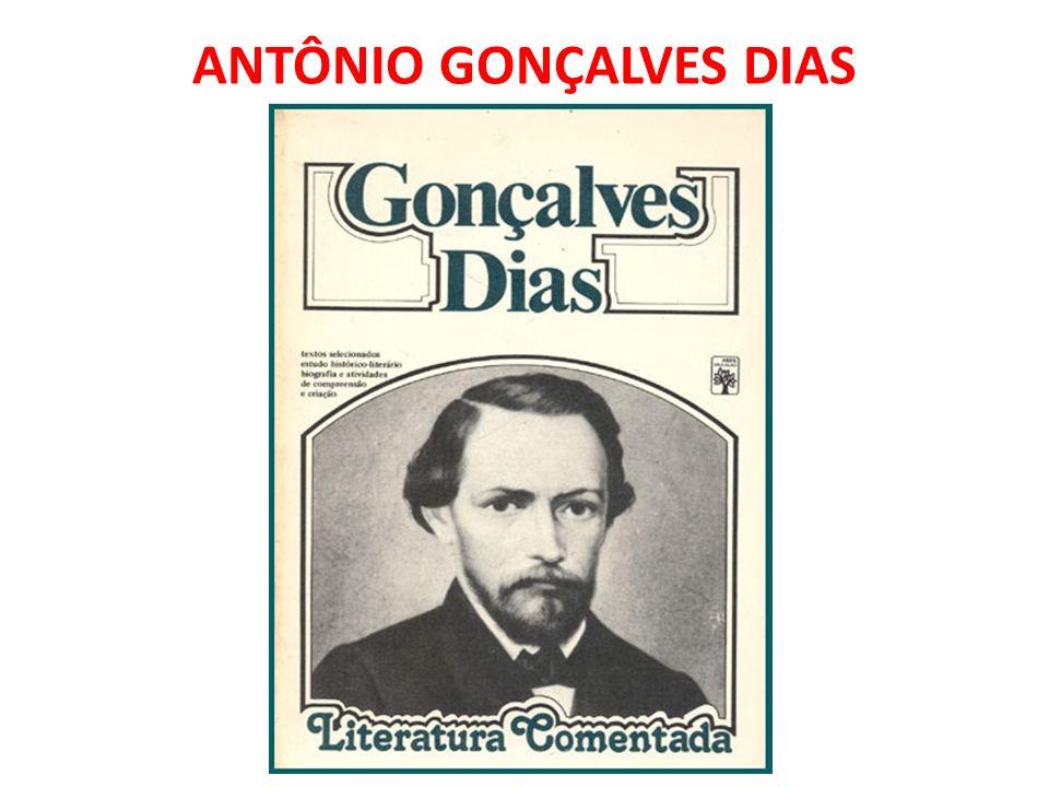ANTÔNIO GONÇALVES DIAS