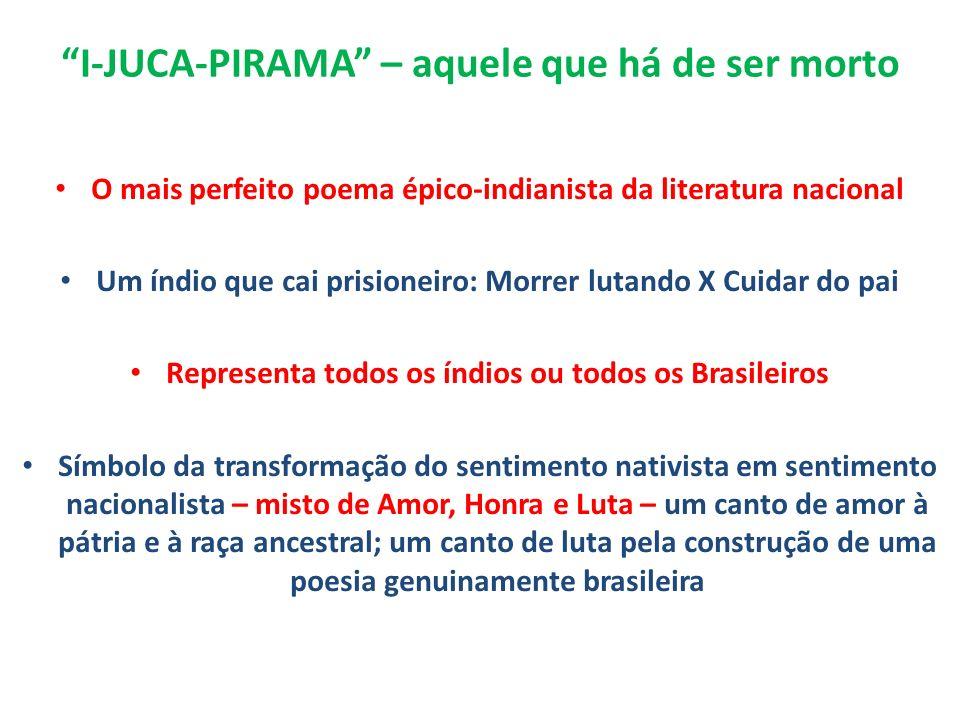 I-JUCA-PIRAMA – aquele que há de ser morto