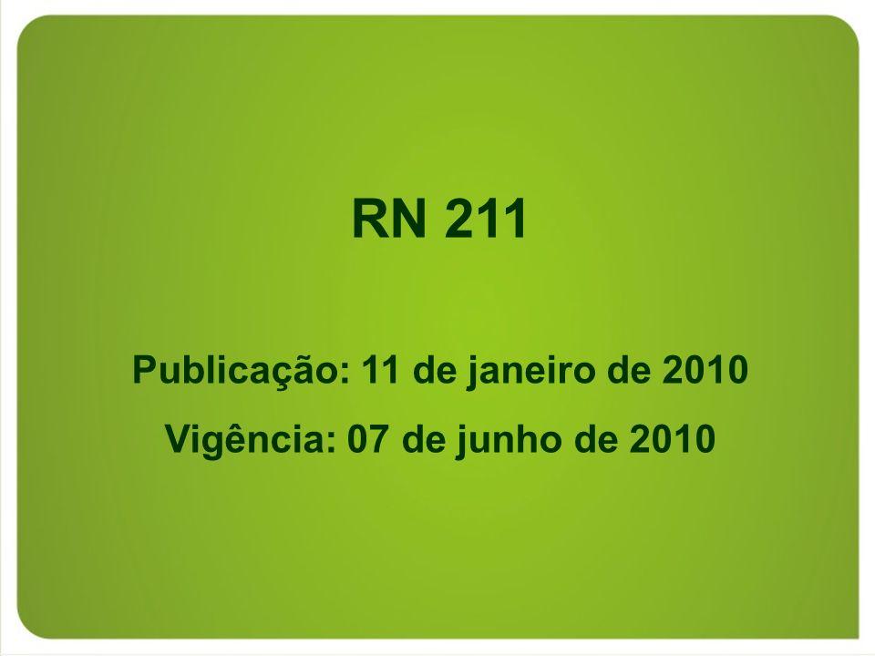 Publicação: 11 de janeiro de 2010