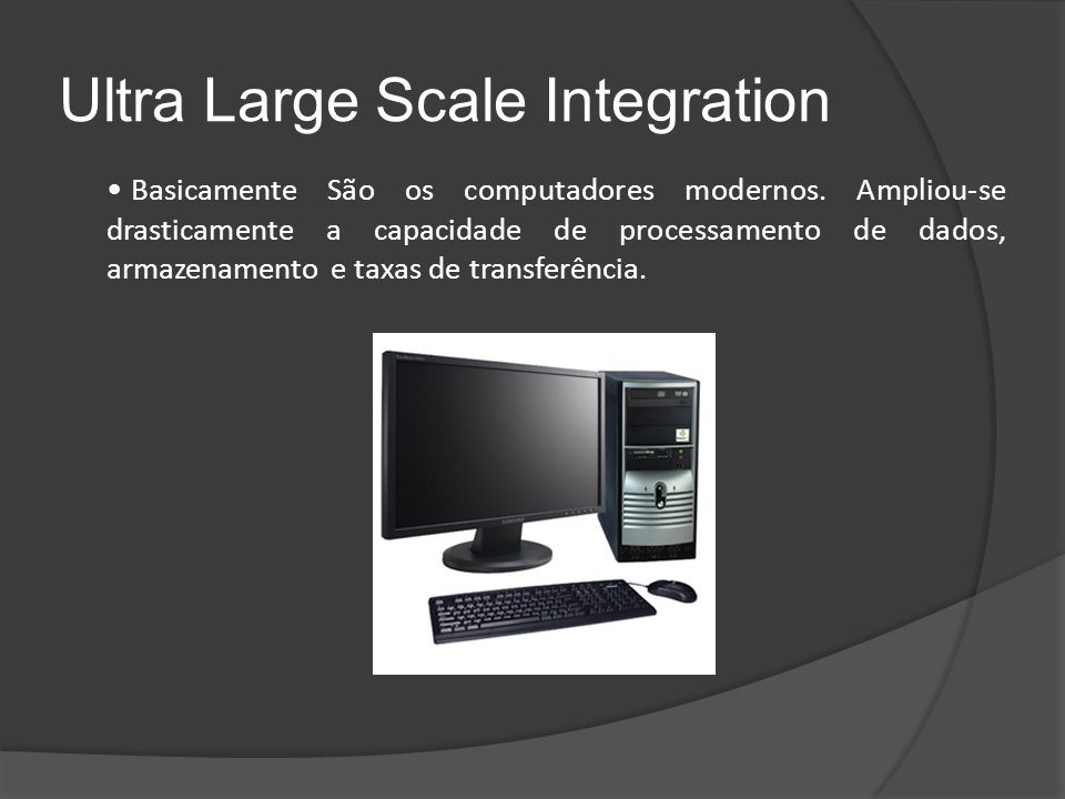 Ultra Large Scale Integration