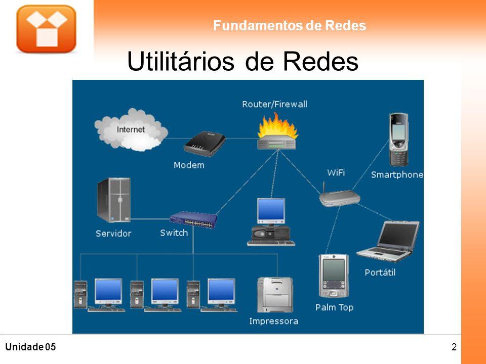 Utilitários de Redes