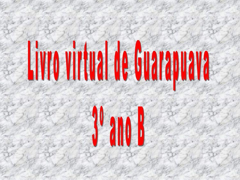 Livro virtual de Guarapuava