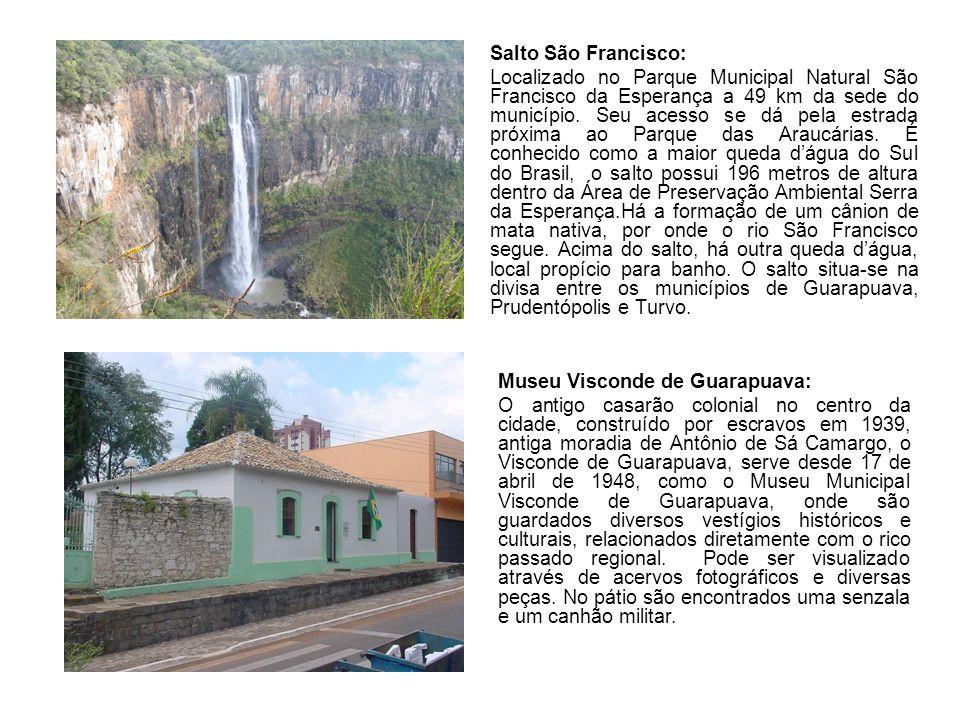 Salto São Francisco: