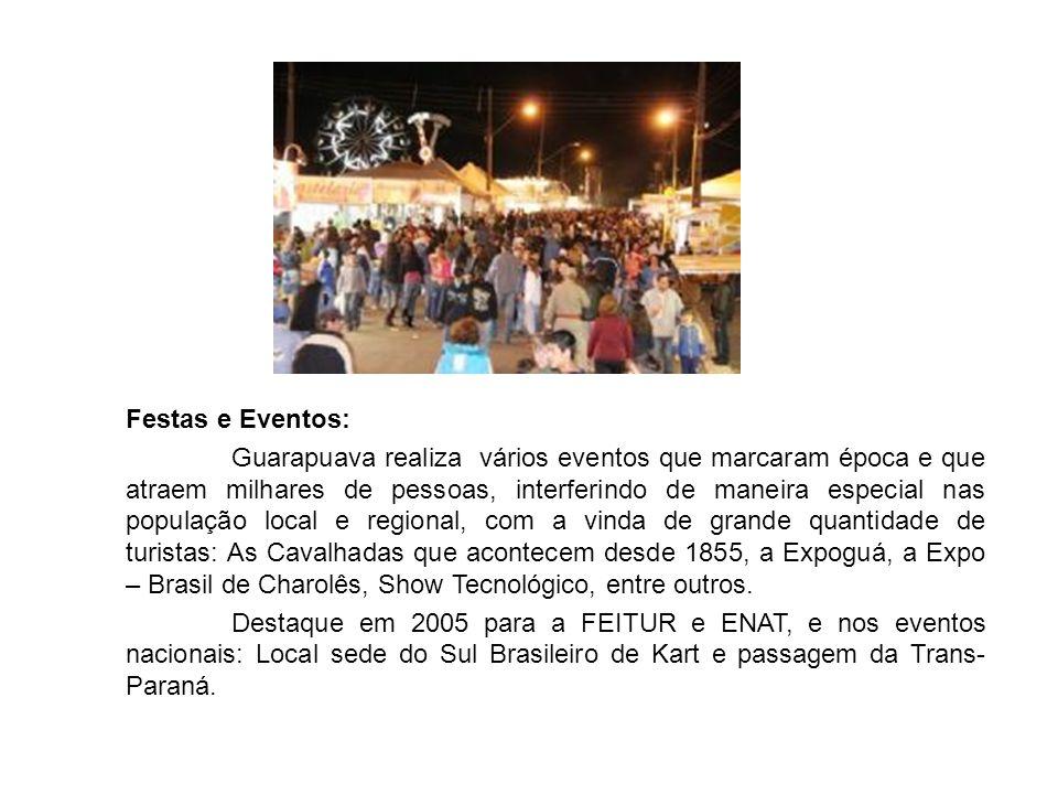 Festas e Eventos: