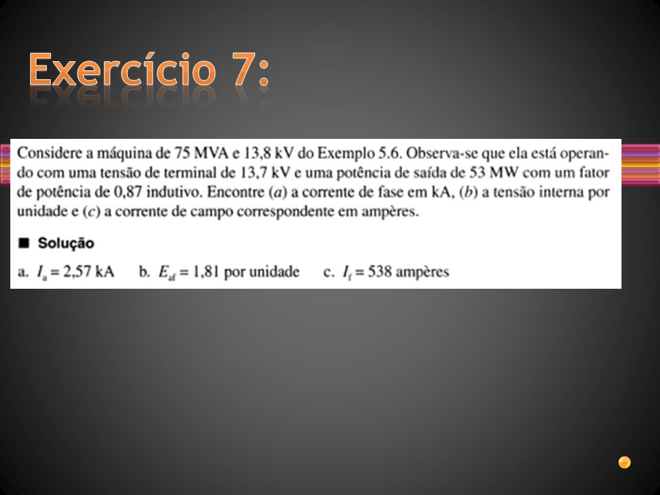 Exercício 7: