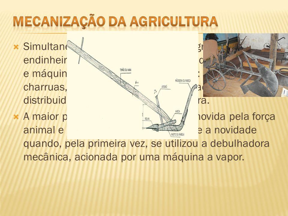 Mecanização da agricultura