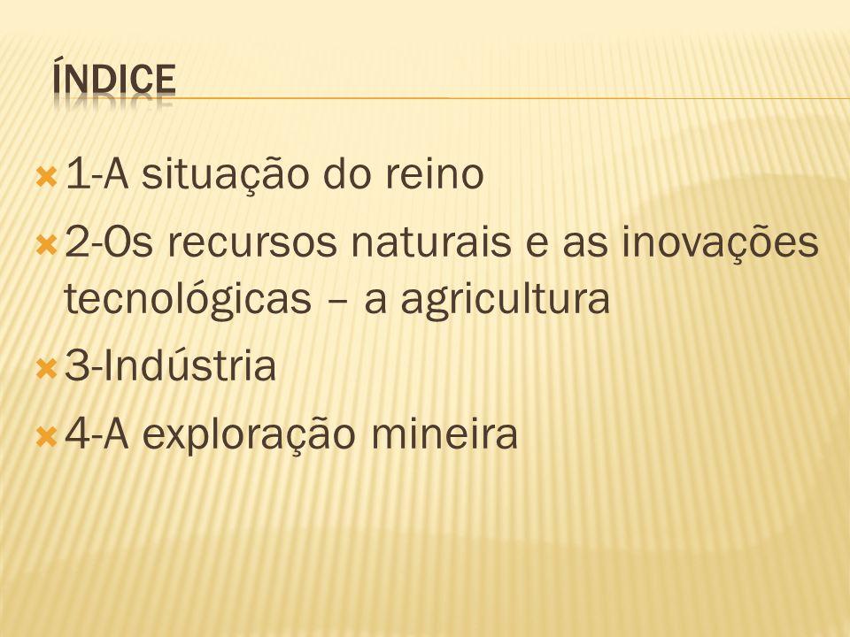 2-Os recursos naturais e as inovações tecnológicas – a agricultura