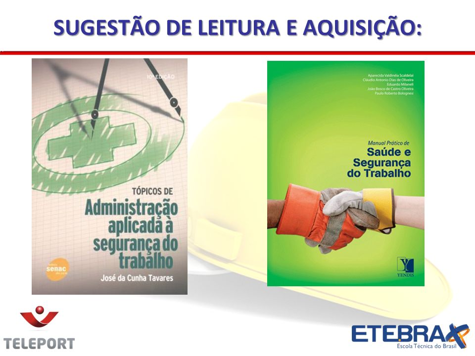 SUGESTÃO DE LEITURA E AQUISIÇÃO: