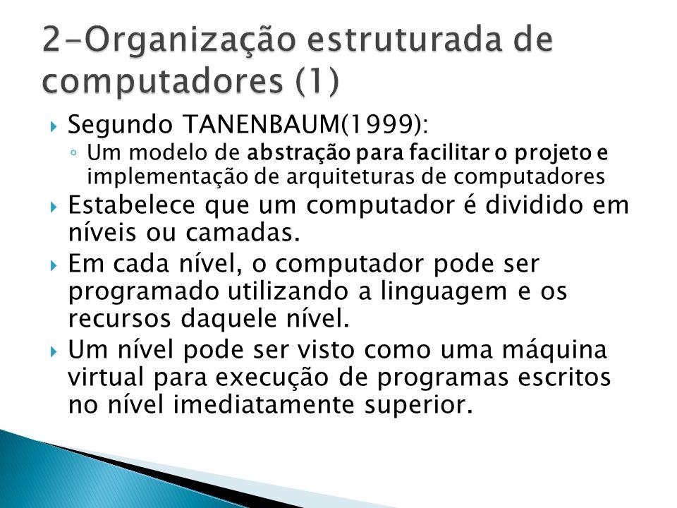 2-Organização estruturada de computadores (1)