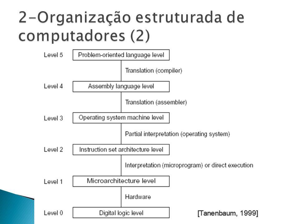 2-Organização estruturada de computadores (2)
