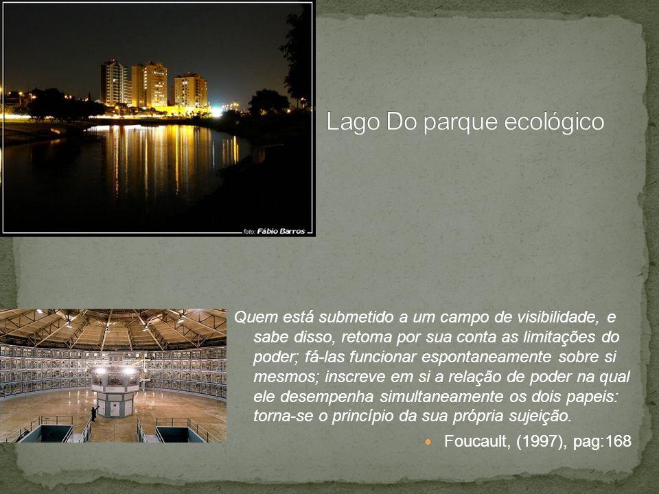 Lago Do parque ecológico