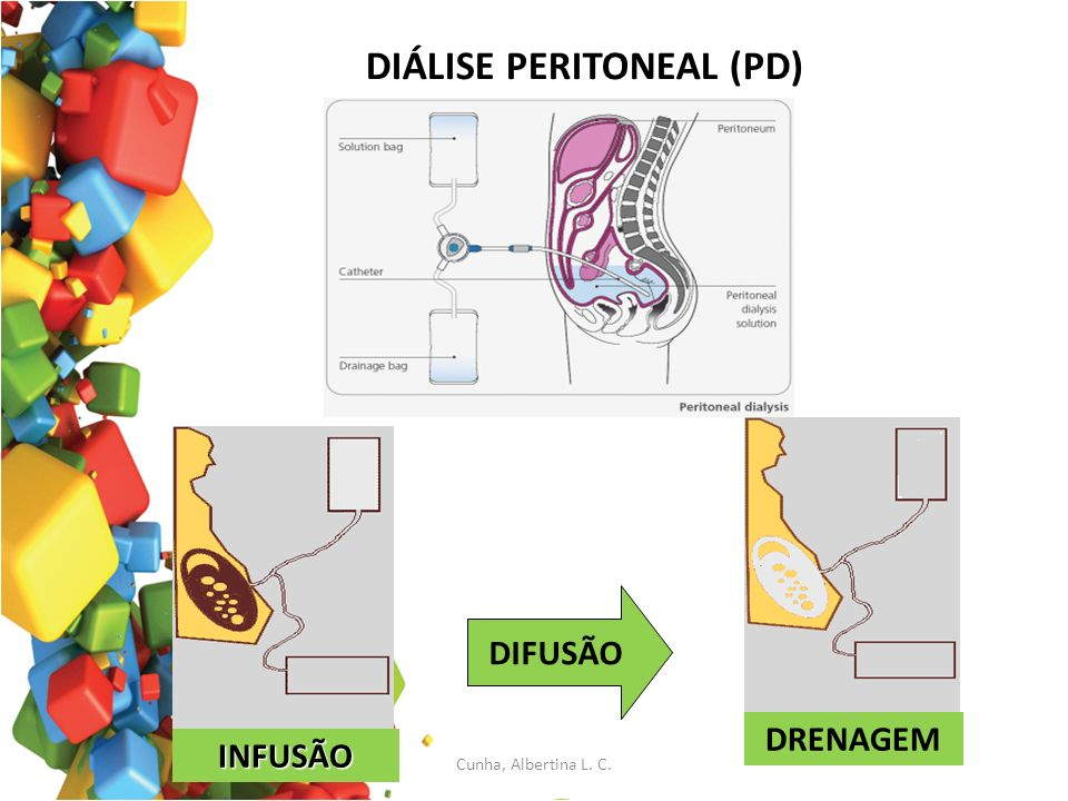 DIÁLISE PERITONEAL (PD)