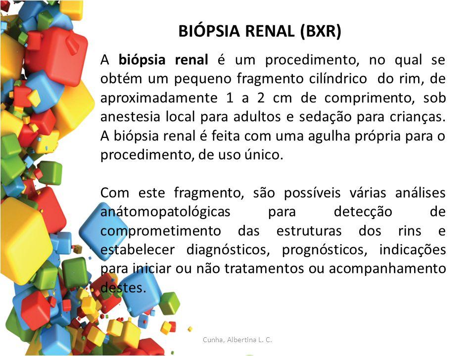 BIÓPSIA RENAL (BXR)