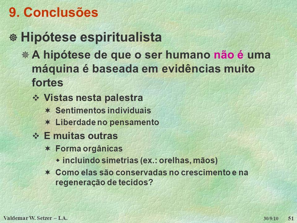 Hipótese espiritualista