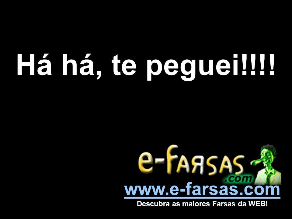 Descubra as maiores Farsas da WEB!