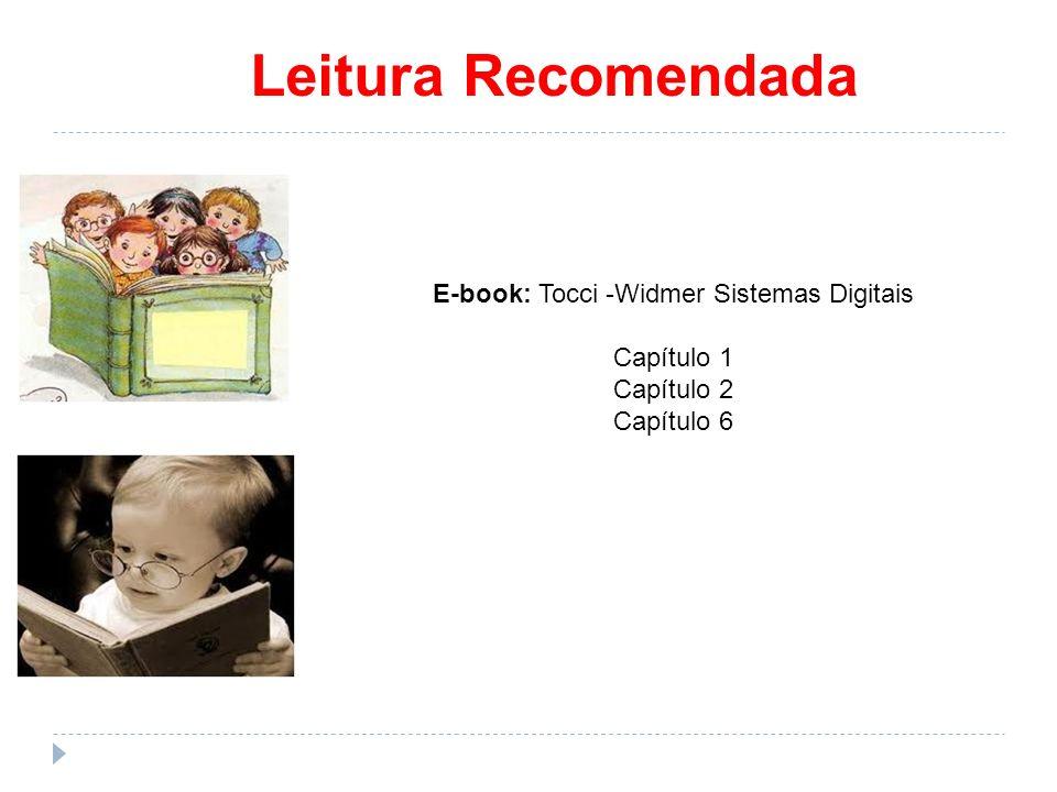 E-book: Tocci -Widmer Sistemas Digitais
