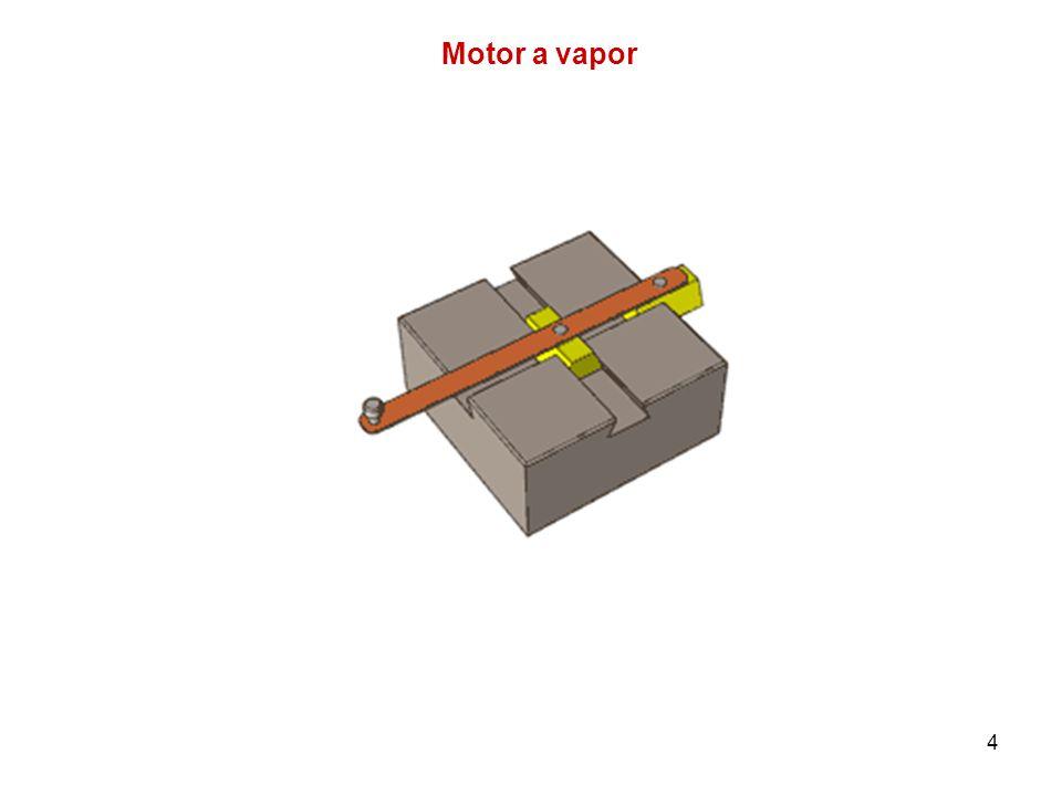 Motor a vapor