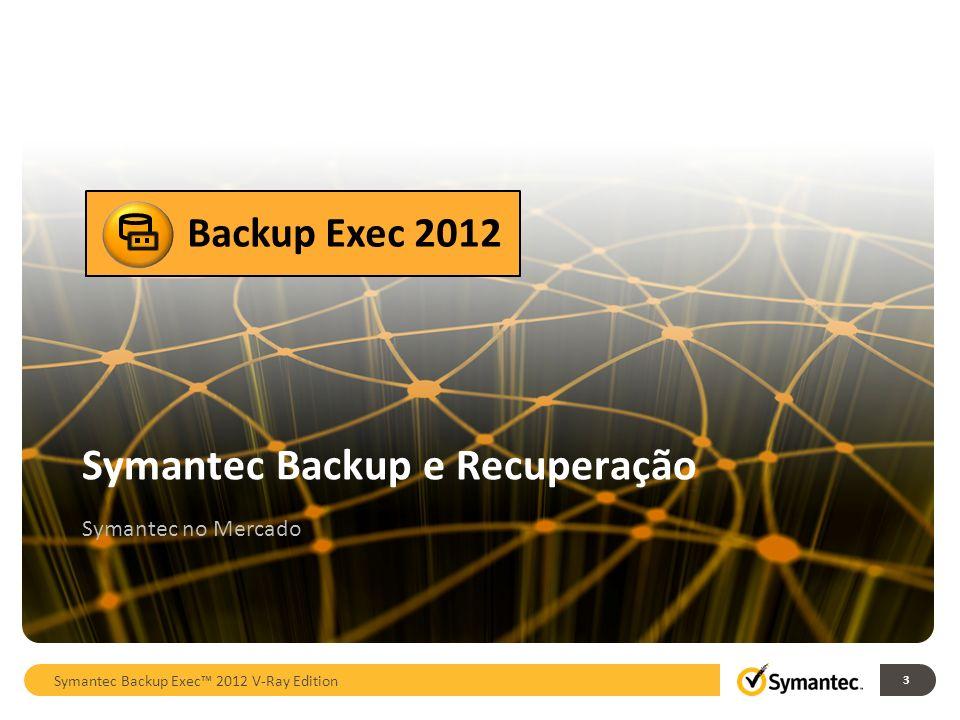 Symantec Backup e Recuperação