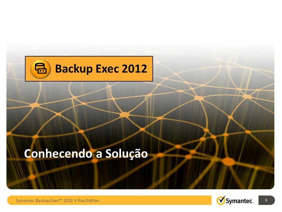 Conhecendo a Solução Backup Exec 2012