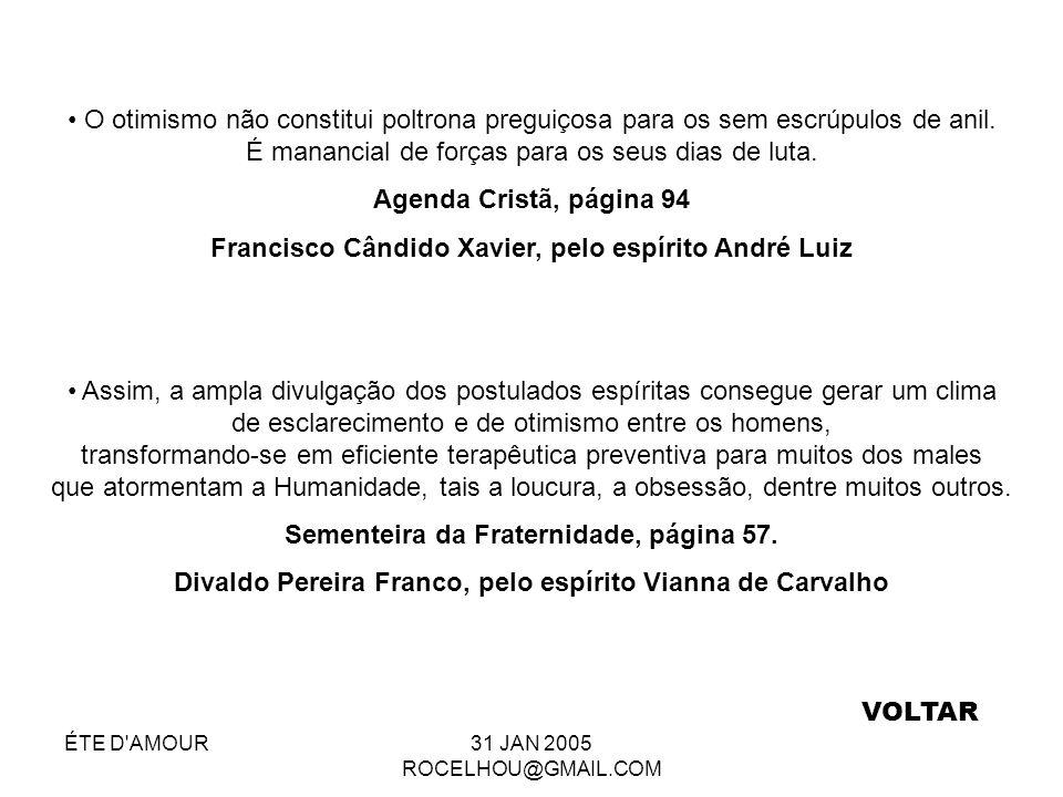 Francisco Cândido Xavier, pelo espírito André Luiz