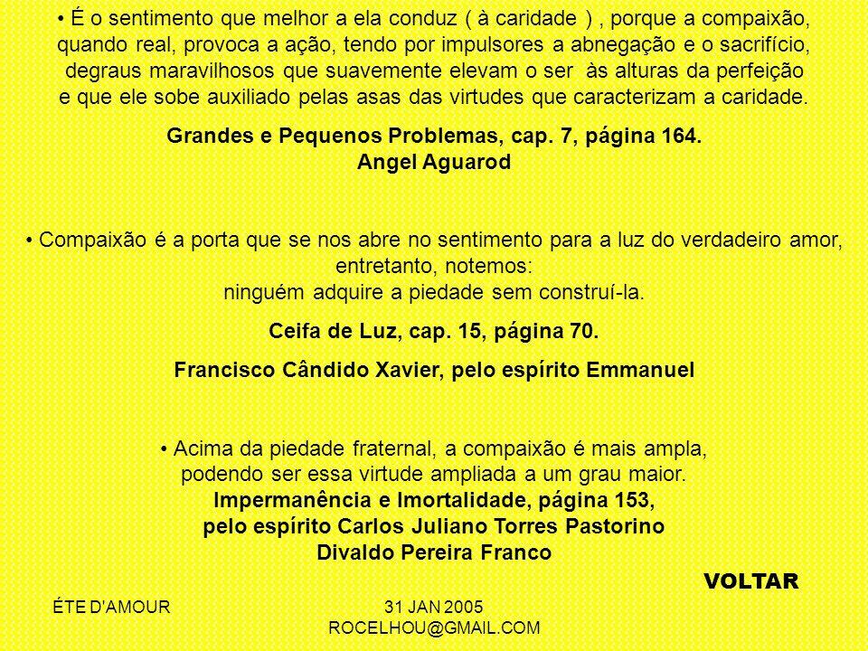 Grandes e Pequenos Problemas, cap. 7, página 164. Angel Aguarod