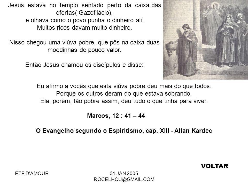 O Evangelho segundo o Espiritismo, cap. XIII - Allan Kardec