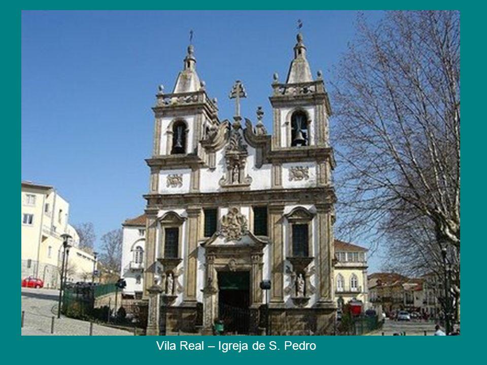 Vila Real – Igreja de S. Pedro