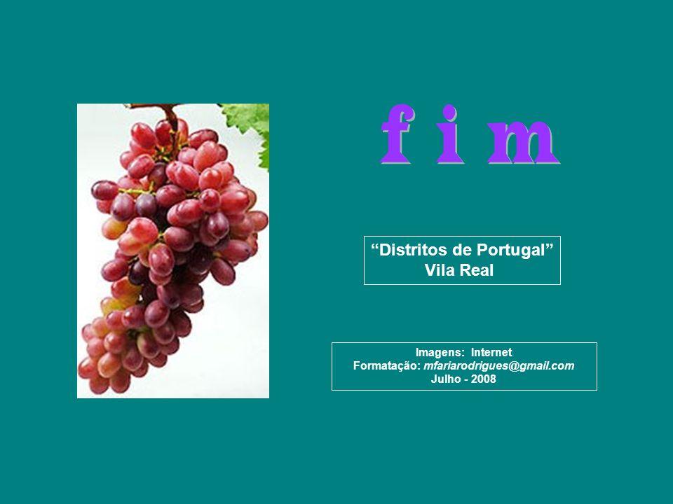 Distritos de Portugal Formatação: mfariarodrigues@gmail.com