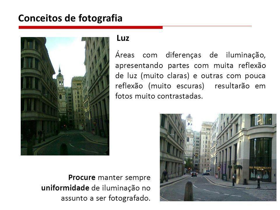 Conceitos de fotografia