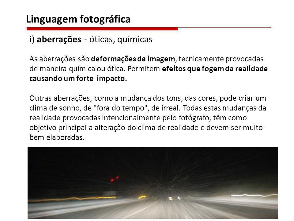 Linguagem fotográfica